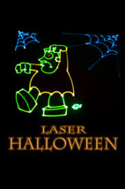 halloween laser light show home mayborn science theater