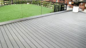 pebble grey composite decking ecodek co uk