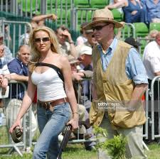 james hewitt at the game fair pictures getty images