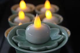 fake tea light candles colourful fake tea light candle waterproof flameless candle battery