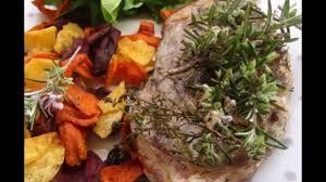 cuisiner à la plancha gaz tranche de gigot aux saveurs provençales cuisson plancha à gaz
