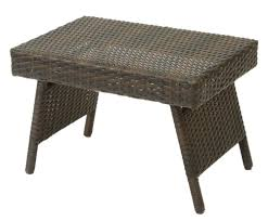 Best Outdoor Wicker Patio Furniture by Amazon Com Best Selling Foldable Outdoor Wicker Table Patio