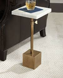 Marble Side Table Greely Marble Side Table Neiman