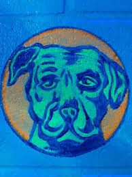 The Dog Logo Picture of Lagunitas Brewing pany Chicago