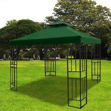 Outdoor Patio Gazebo 12x12 by Amazon Com Yescom 12x12 U0027 Gazebo Patio Canopy Top Replacement 2