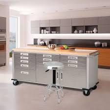 sam s club storage cabinets rolling work bench garage storage cabinet heavy duty rolling metal