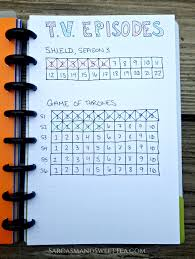 how to create a bullet journal planner hybrid tv episodes