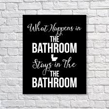 Sayings For Bathroom Wall 68 Best Bathroom Images On Pinterest Bath Bathroom And