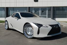lexus car gallery