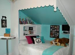 painting attic room slanted walls home design ideas create a little bedroom nook under a slanted wall but i would make mine less