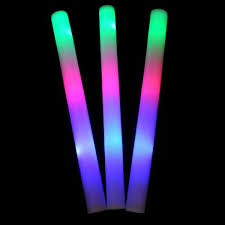 glow sticks led foam sticks foam glow sticks foam light sticks light up