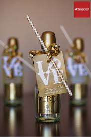 wine bottle wedding favors 19 wedding favors that won t end up in the trash huffpost