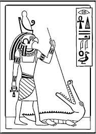 imagenes egipcias para imprimir dibujo para colorear egipto osen info