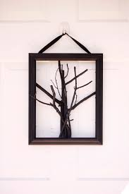Halloween Tree Craft by Handmade Halloween Wreaths C R A F T
