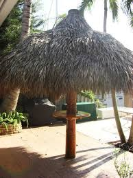 How To Build A Tiki Hut Roof 76 Best Repair U0026 Rethatch Tiki Huts Images On Pinterest Tiki