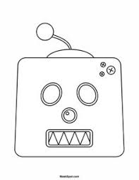 free printable robot mask masks printable pinterest robot