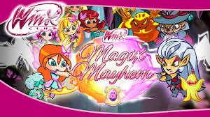 u0027s play winx club magix mayhem level 1