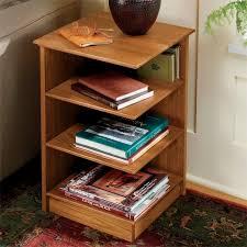 end table with shelves wood corner shelf table reader s corner table orvis