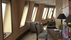 Queen Mary Floor Plan Qm2 Royal Suite Q3 Youtube