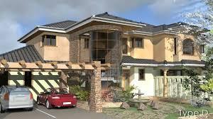 Modern Townhouse Plans Modern House Plans In Kenya Homes Zone