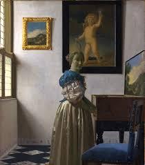 vermeer pearl necklace vermeer girl with a pearl earring innerspace interior design llc
