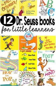 De Seuss Abc Read Aloud Alphabeth Book For 12 Dr Seuss Books For Learners A Dab Of Glue Will Do