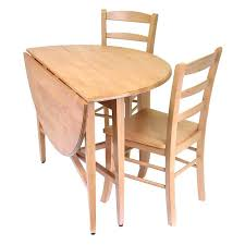 round drop leaf table set antique drop leaf table with chair storage icenakrub