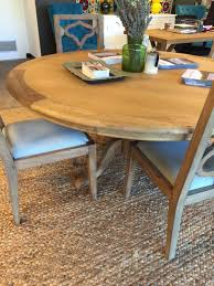 round oak kitchen table covington 165cm round oak dining table