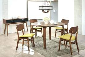 modern circular dining table circular dining tables and chairs
