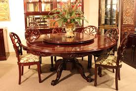 Elegant Formal Dining Room Sets Round Formal Dining Tables Captivating Formal Round Dining Room