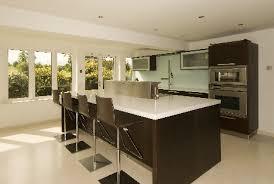modern kitchen with island kitchen lighting design for easy work