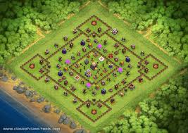clash of clan clash of clans tools crush your enemy layout builder layouts