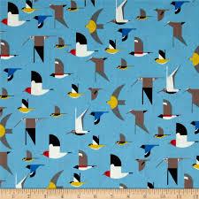 birch organic charley harper maritime birds multi discount