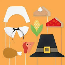 thanksgiving props thanksgiving photo props paper source