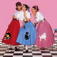 50s Halloween Costumes Poodle Skirts Blog Hop U0026 Blognerd Bash Poodle Skirts Poodle