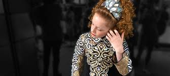 hairstyles for an irish dancing feis four ways to get your head in the game on feis day