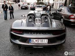 Porsche 918 Old - porsche 918 spyder 13 october 2014 autogespot