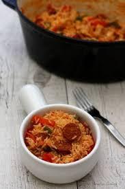 plat a cuisiner rapide riz à la mexicaine cuire les mêmes et riz