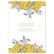 reception cards wording wedding invitations and reception cards wedding invitations