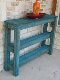 pallet side table home furnishings