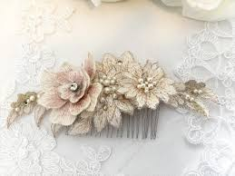 wedding hair combs 50 best bridal hair combs on etsy for weddings emmaline
