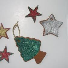 scented applesauce cinnamon ornaments recipe allrecipes