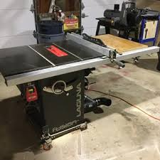 laguna fusion table saw laguna f2 fusion tablesaw 36 rip capacity rockler woodworking