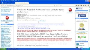 cara download resetter epson l1300 epson l850 resetter wic reset download youtube