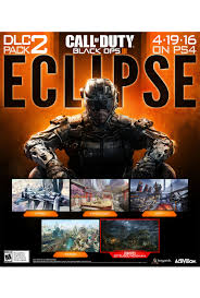 Cod 3 Map Pack Sony Call Of Duty Black Ops 3 Eclipse Dlc Map Pack On Ps4 April