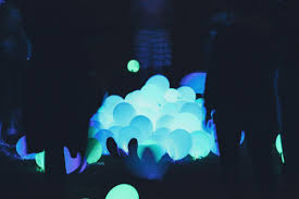 excellent diy party decoration tip dance floor disco balloons