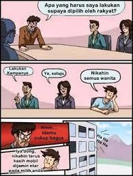 Meme Komik Indonesia - tahun politik bersama meme comic indonesia ikerenki