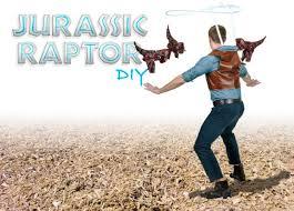 Halloween Costumes Diy Jurassic Costumes Clare Dearing Owen Grady Raptor