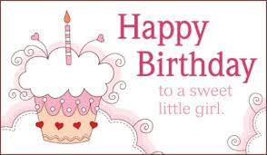 happy birthday little card free sweet ecard email free