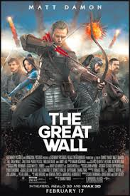 the great wall film wikipedia